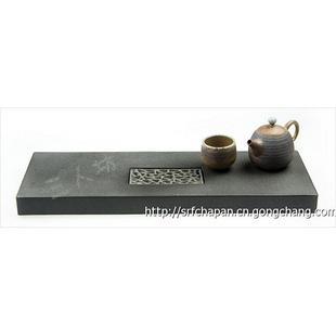 三人茶盘茶具