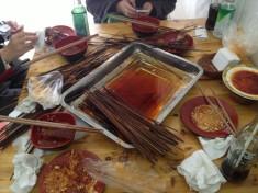 卢妈冷串串冷锅鱼