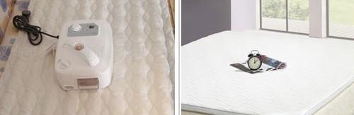 泰极水暖空调床垫