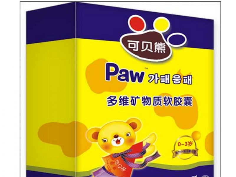 可贝熊婴童食品