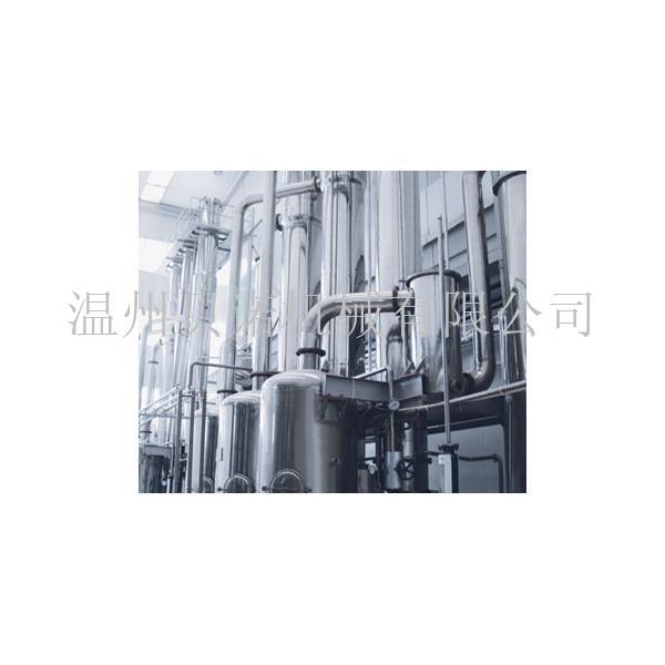 温州贝诺五效降膜蒸发设备