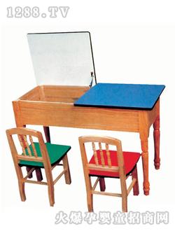 奇佳乐儿童桌椅
