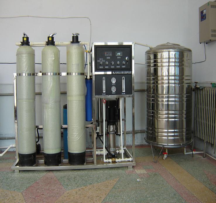 奇泉水处理设备