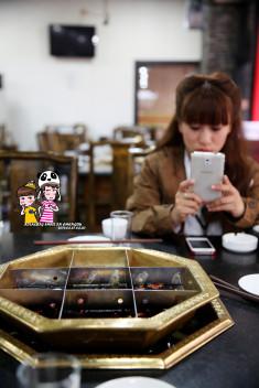 蜀九香火锅店