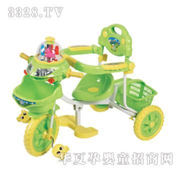 德立达儿童车
