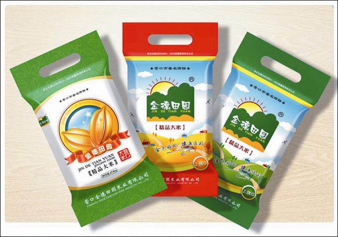 金穗田园米业