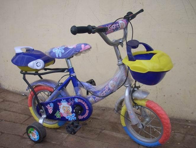 东方幼童自行车