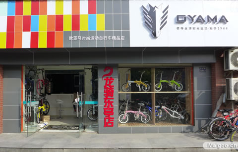大忠自行车