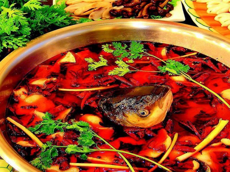 鱼帮主养生鱼火锅