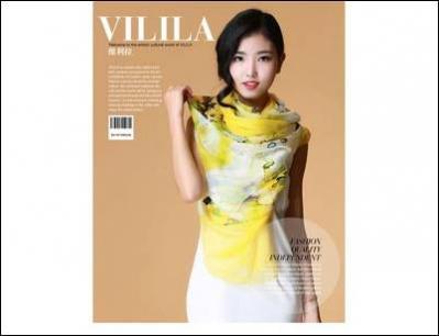 维利拉丝巾