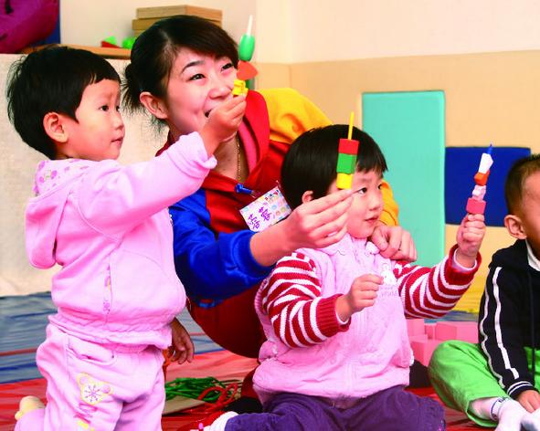 红黄蓝幼儿园加盟