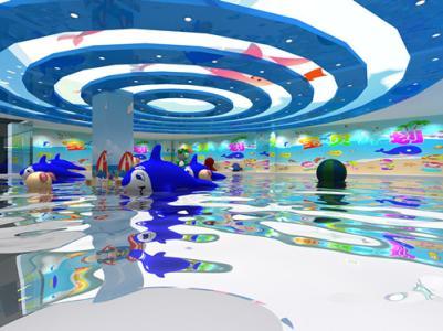 伊贝莎婴儿游泳馆